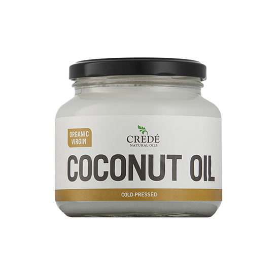Crede Coconut oil (500ml)-0
