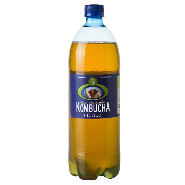 Kombucha Herbal (500ml)