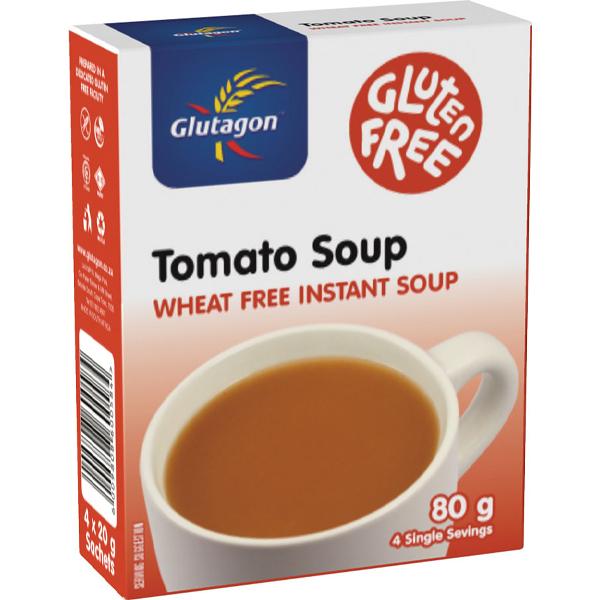 Glutagon Tomato Soup - 4's