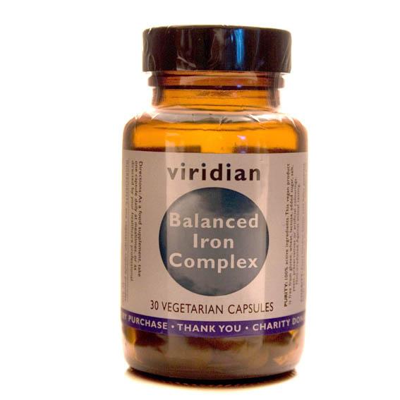 Viridian Iron Complex (30)-0