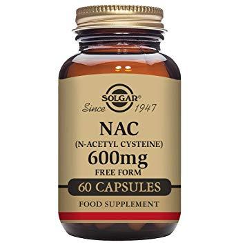 Solgar NAC 600Mg (60`s)-0