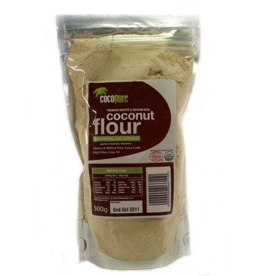 Cocopure Coconut Flour (500g)-0