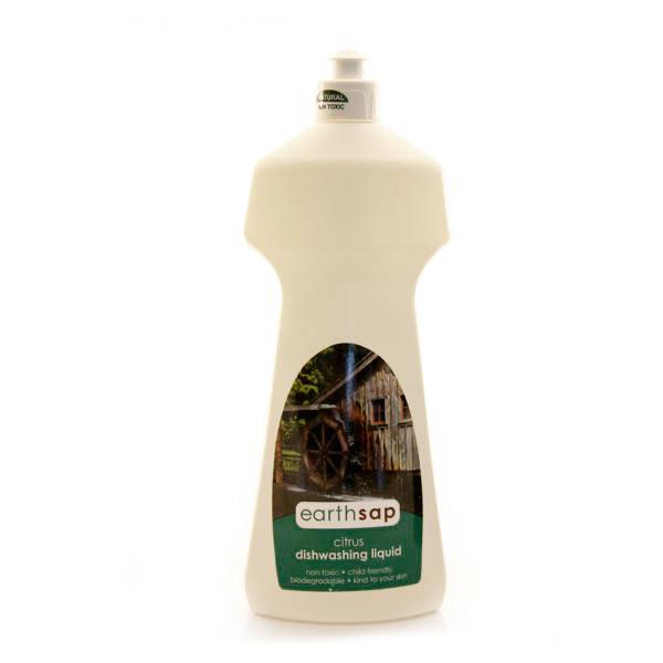 Earth Sap Dishwashing Liquid (750ml)