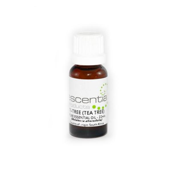 Escentia Tea Tree Oil (22ml)