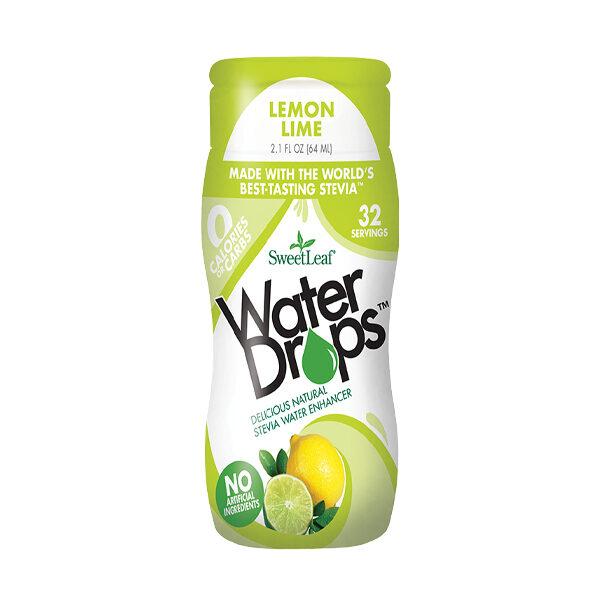 SweetLeaf Water Drops Lemon Lime - 64ml