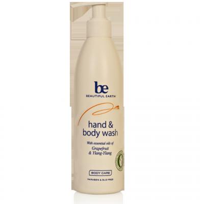 Beautiful Earth Hand & Body Wash - 300ml-0