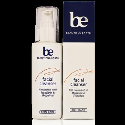 Beautiful Earth Facial Cleanser - 100ml-0