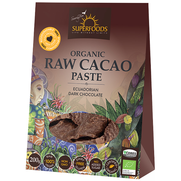 Soaring Free Cacao Paste (200g)