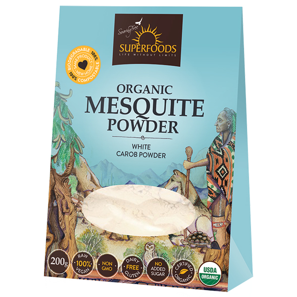 Soaring Free Mesquite Powder (200g)