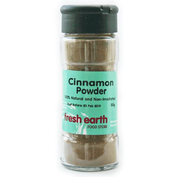Fresh Earth Cinnamon Powder - 50g