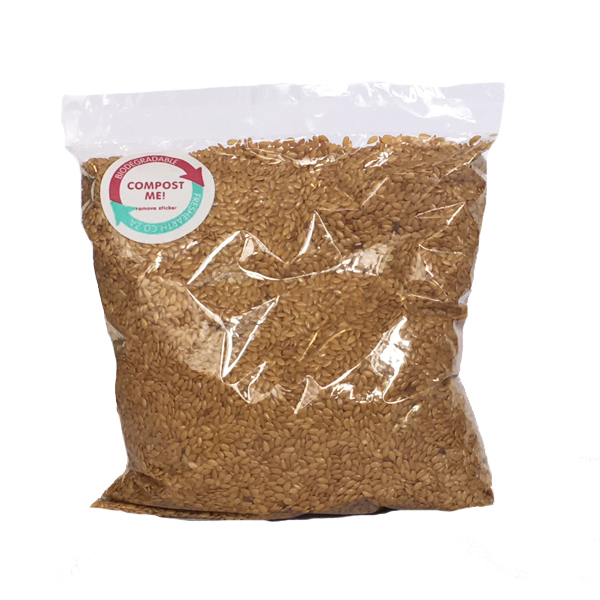 Fresh Earth Golden Flax Seeds - 500g