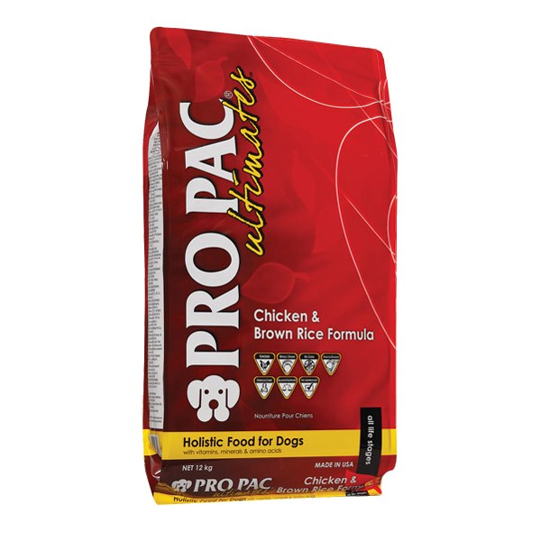 Propac Ultimates Chicken & Brown Rice - 2.5kg