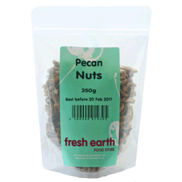 Fresh Earth Pecans - 350g-0