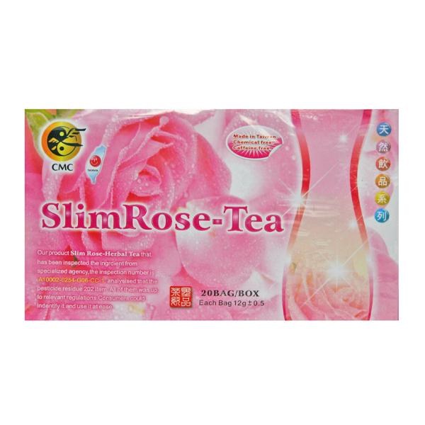 CmC Slimrose Tea - 20's