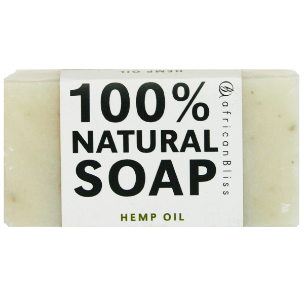African Bliss Hemp Oil Soap