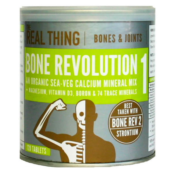 Real Thing Bone Revolution 1 - 120's