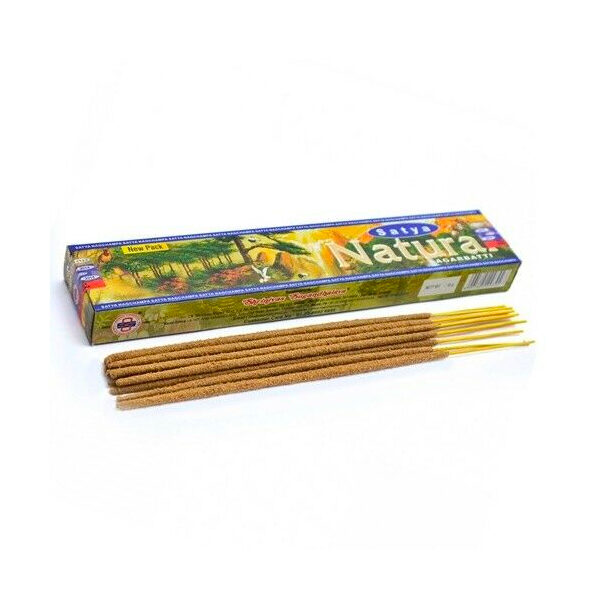 Satya Incense Natural Agarbatti - 15g