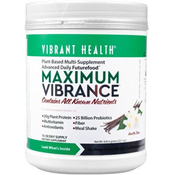 Vibrant Health Maximum Vibrance - 706g-0