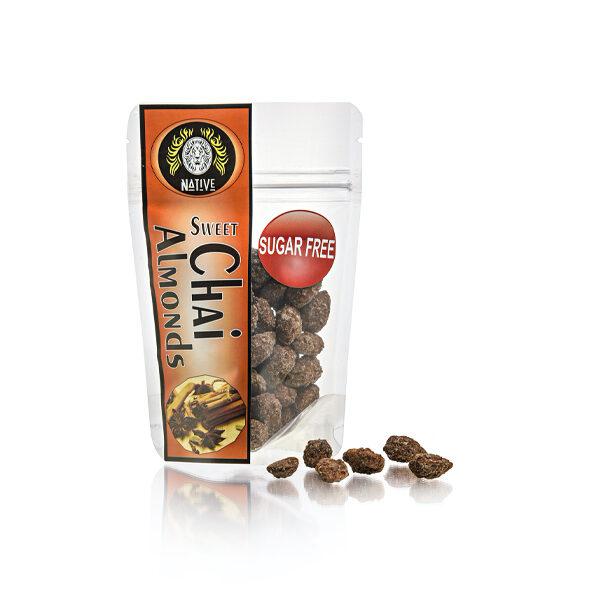 Native Chai Spice Almonds - 100g
