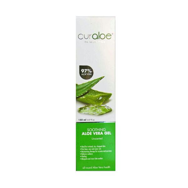 Curaloe Soothing Aloe Vera Gel - 150ml