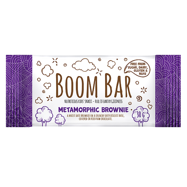 Nanuki Boom Bar Metamorphic Brownie - 35g