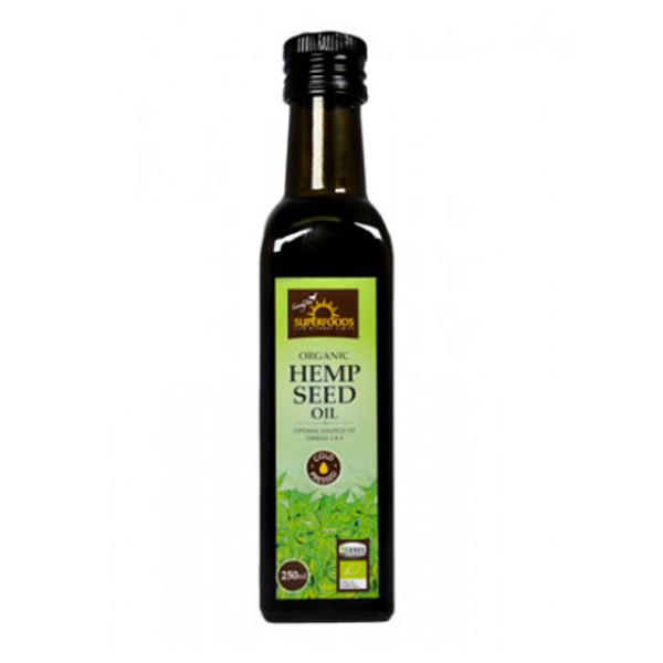 Soaring Free Hemp Seed Oil - 250ml
