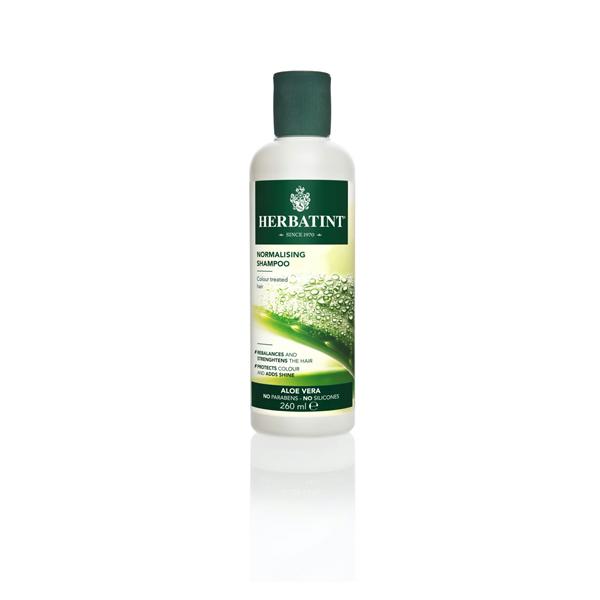 Herbatint Aloe Vera Normalizing Shampoo - 260ml