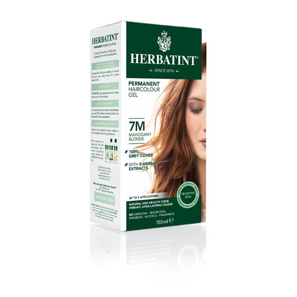 Herbatint Mahogany Blonde - 7M (130ml)