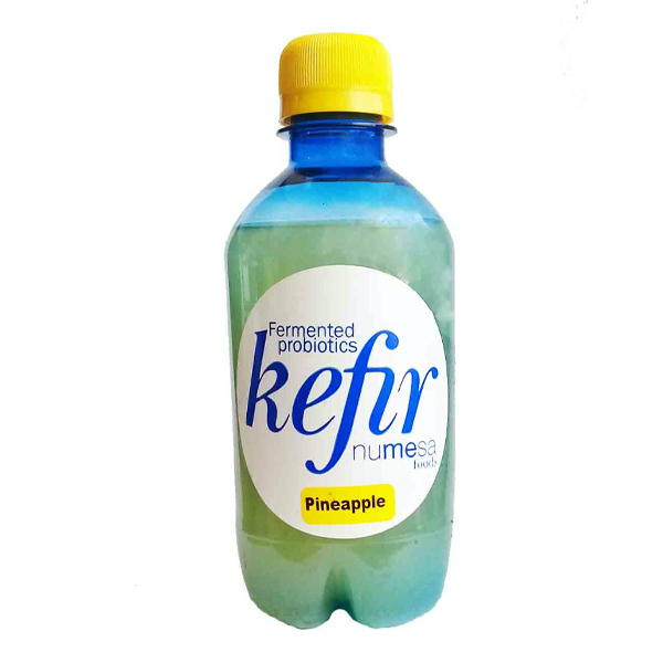Numesa Water Kefir Pineapple - 330ml
