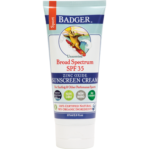 Badger Sports Sunscreen SPF 35 - 87ml-0