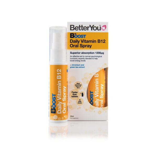 BetterYou B12 Boost Spray - 25ml