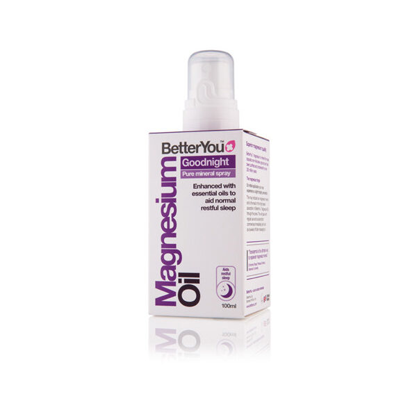 BetterYou Magnesium Oil Goodnight Spray - 100ml
