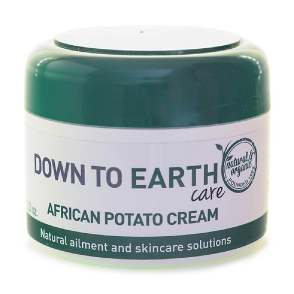 Down to Earth African Potato Cream - 125ml