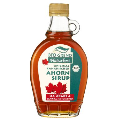 Bio Greno Organic Original Canadian Maple Syrup - 250ml-0