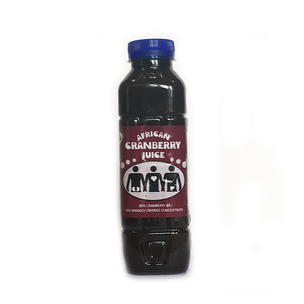 African Cranberry Juice - 500ml