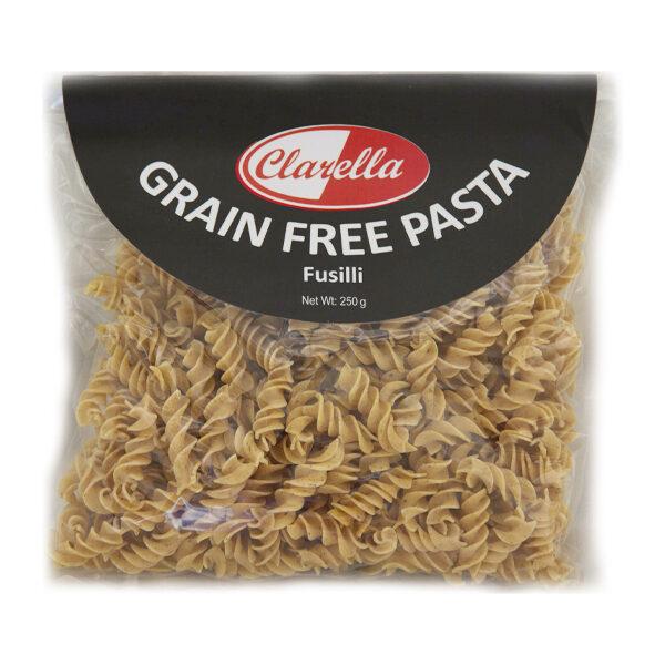 Clarella Grain Free Pasta Fusilli - 250g