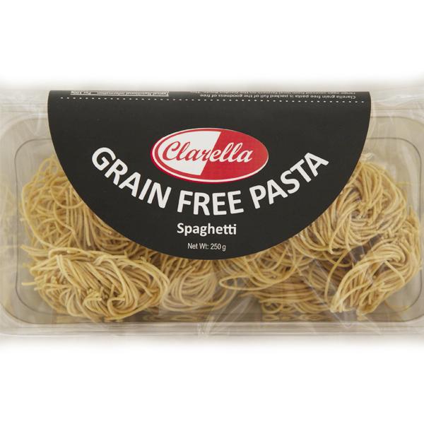Clarella Grain Free Pasta Spaghetti - 250g