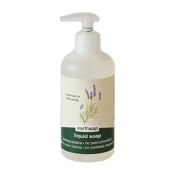 EarthSap Liquid Soap Lavender and Rosemary - 250ml