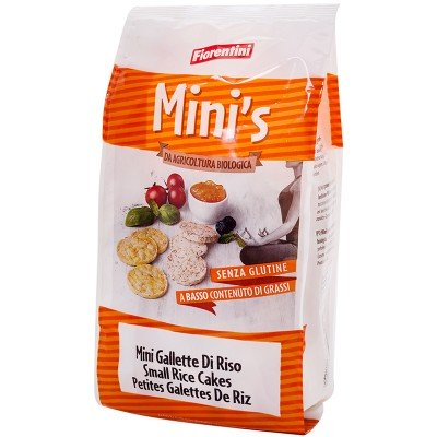Fiorentini Mini's Small Rice Cakes - 100g-0