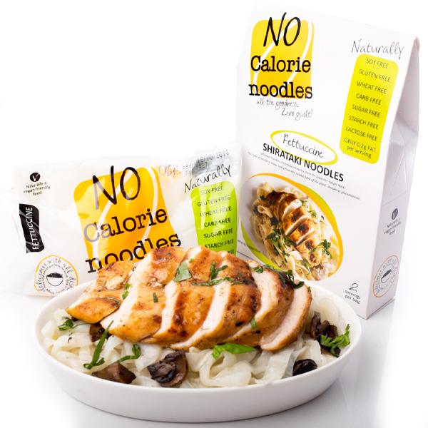 No Calorie Noodles Fettuccine - 200g