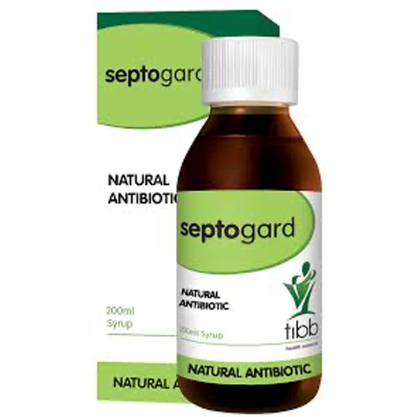 Tibb Septogard Natural Antibiotic - 200ml