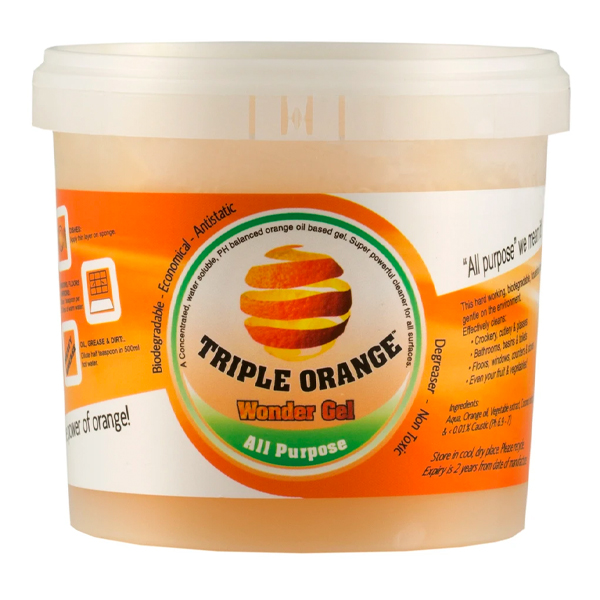 Triple Orange Wonder Gel - 5kg