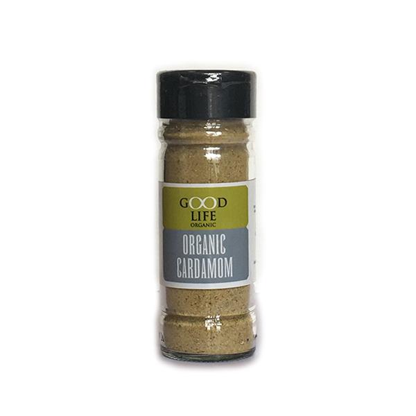 Good Life Organic Cardamom - 40g