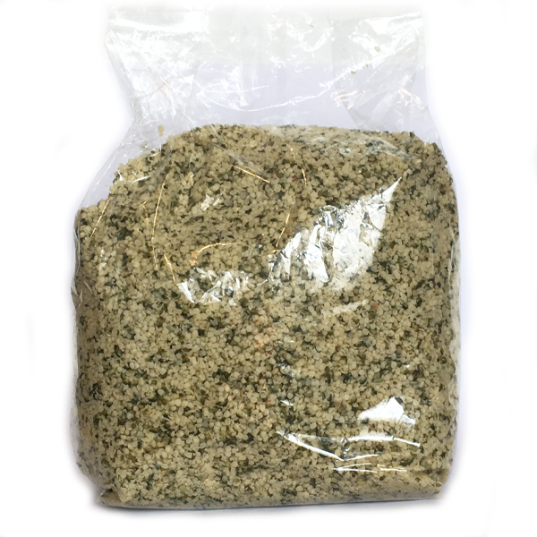 Hemp Seeds Shelled - 1kg