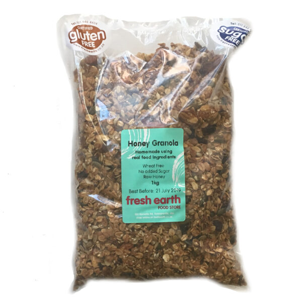 Fresh Earth Honey Granola - 1kg-0