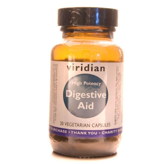 Viridian Digestive Aid (90`s)-0
