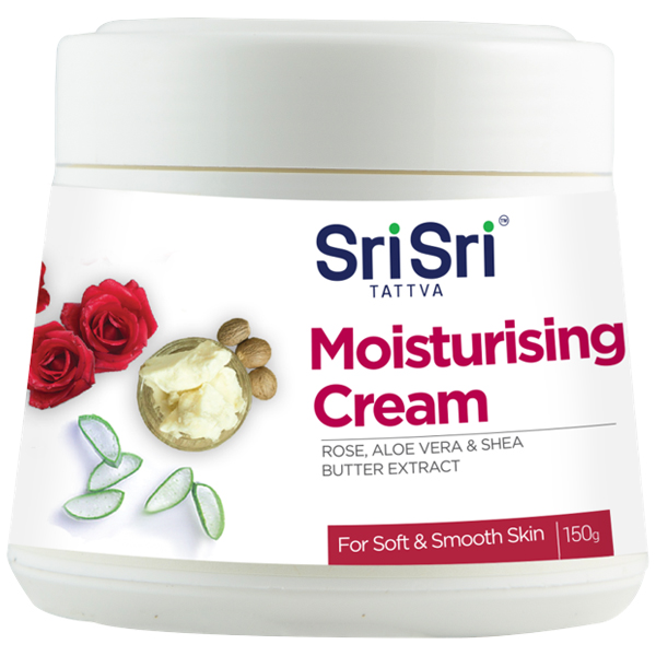 Sri Sri Tattva Moisturising Cream - 150g