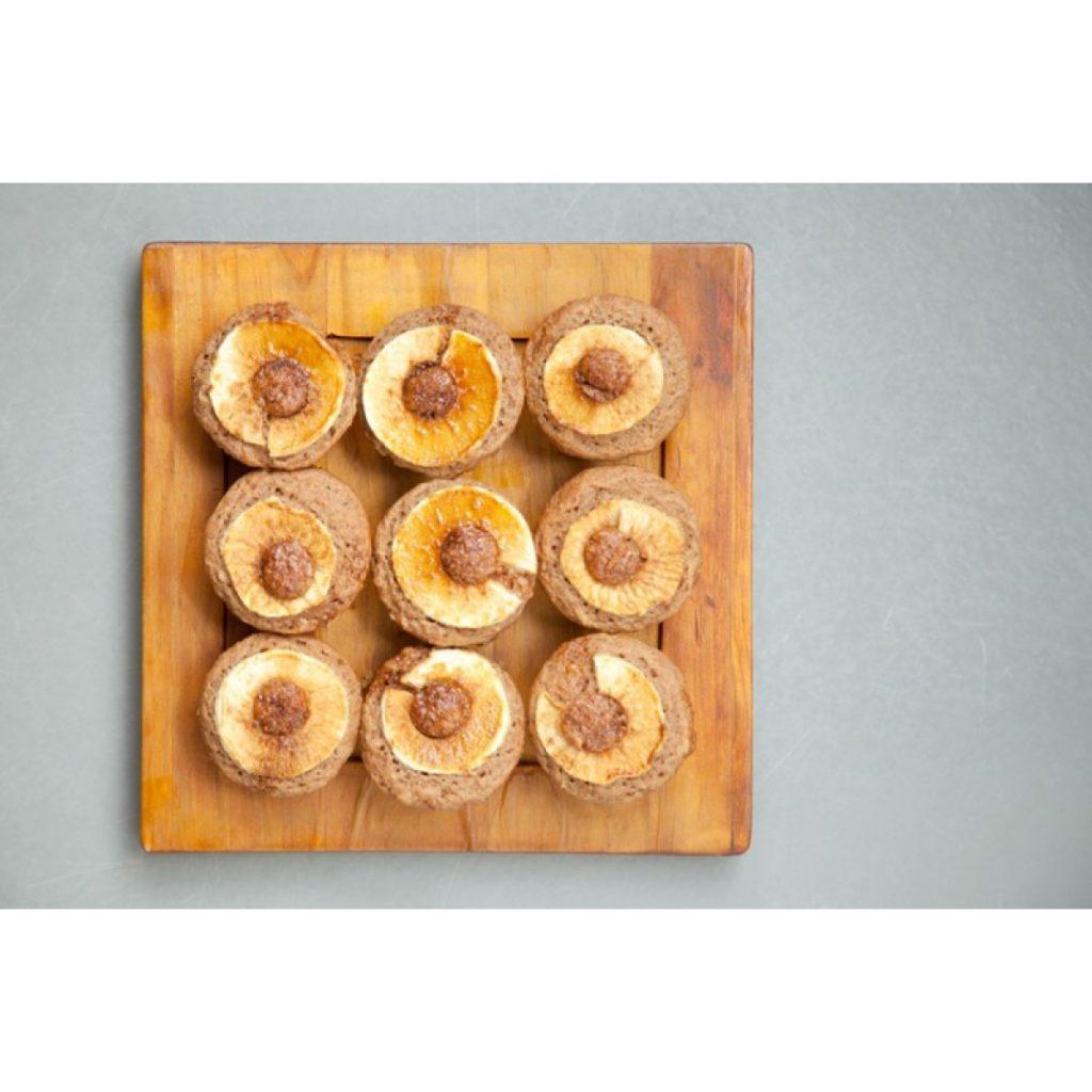 Apple, Cinnamon and Chia Seed Gluten Free Muffin Recipe