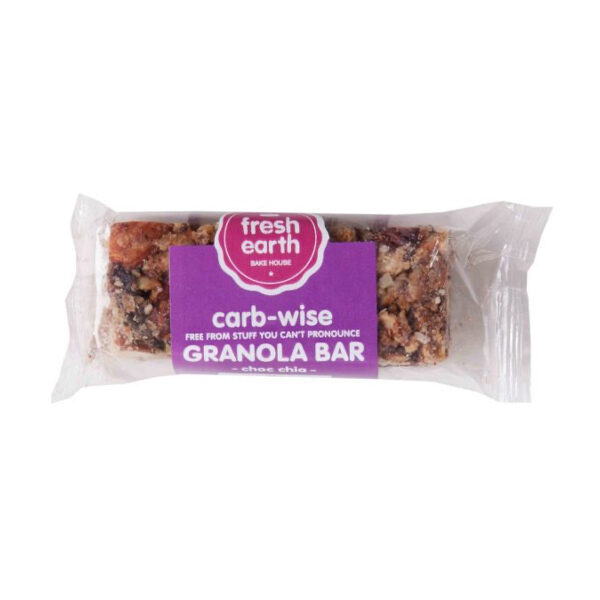 Granola Bar Carb Wise - Choc 6's