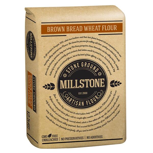 Millstone Brwon bread flour